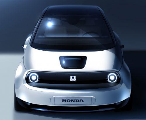 Honda покажет прототип нового серийного электрокара