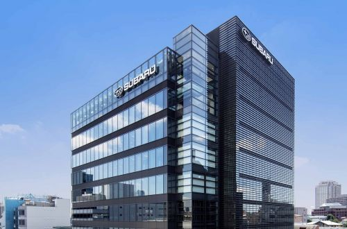 Subaru полностью остановила производство на японском заводе