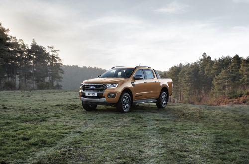 Ford обновил пикапы Ranger для Европы