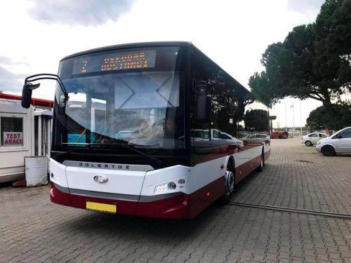 Какие же турецкие автобусы закупил Ивано-Франковск. Фото