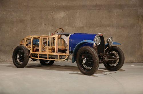 В сарае бельгийского скульптора нашли три редчайшие Bugatti