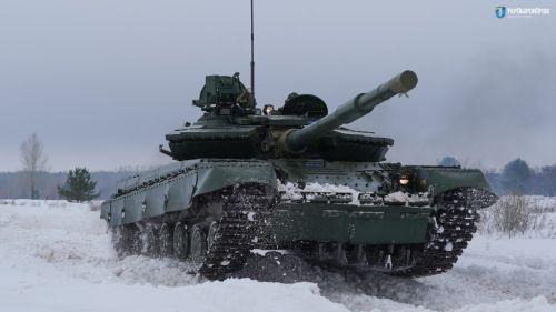 Что изменилось в модернизированным танке Т-64 образца 2017 года