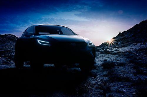 Subaru интригует новым кроссовером