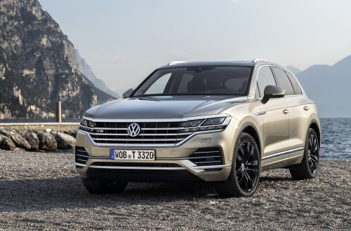 Volkswagen представит самый мощный дизель в своей гамме