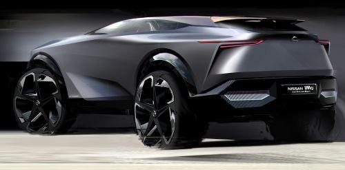 Nissan представит концепт кроссовера будущего