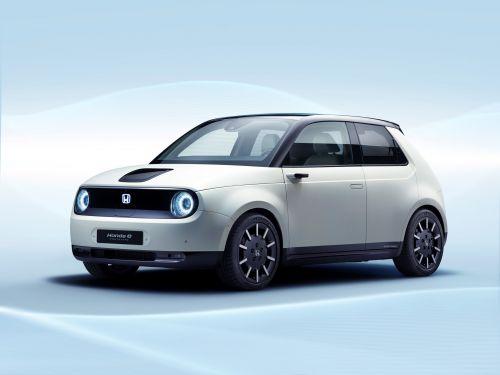 Honda рассекретила свой первый электромобиль