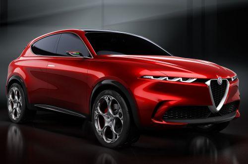 Alfa Romeo анонсировала компактный кроссовер Tonale