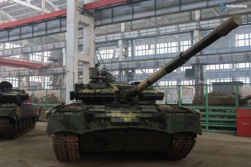 В Украине модернизируют танки Т-80БВ. Что поменялось?