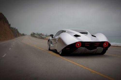 Возрожденная Hispano Suiza представила гиперкар за 1,5 млн. евро