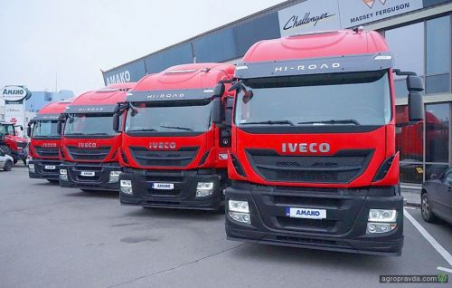 IVECO с начала года активизировала продажи б-у грузовиков через систему OK Trucks