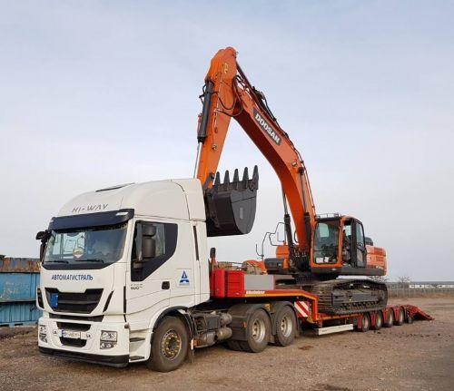Украинские компании начали закупать спецтехнику для масштабного капитального ремонта дорог