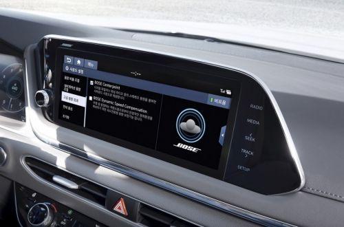 Hyundai будут комплектовать аудиосистемами Bose