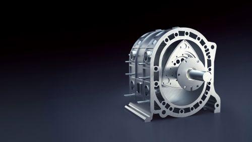 Mazda реанимирует роторные двигатели в своих гибридных установках