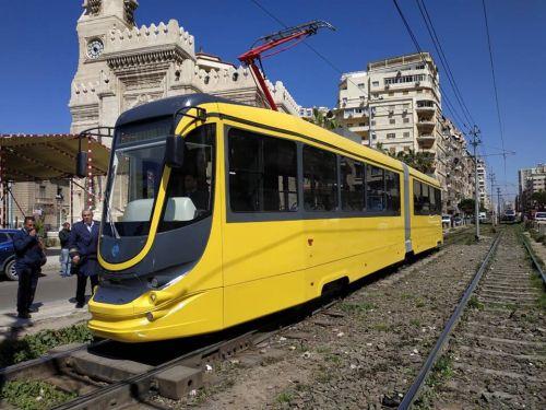 В Египте началась эксплуатация украинских трамваев