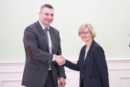 Киев закупит рекордное количество нового транспорта на средства ЕБРР