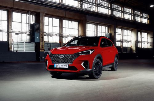 У Hyundai Tucson появятся спортивные версии N Line
