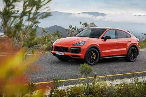 Porsche рассекретил Cayenne Coupe