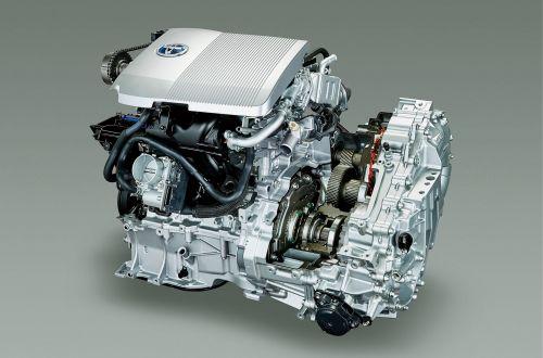 Toyota открыла доступ к 24 тыс. патентов по гибридным технологиям