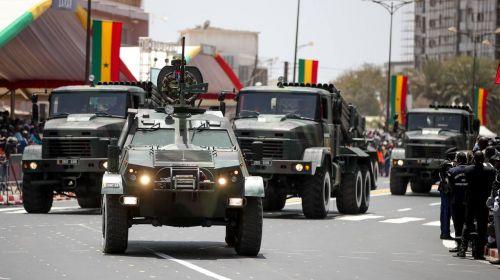 В Сенегале опять засветилась копия Дозор-Б