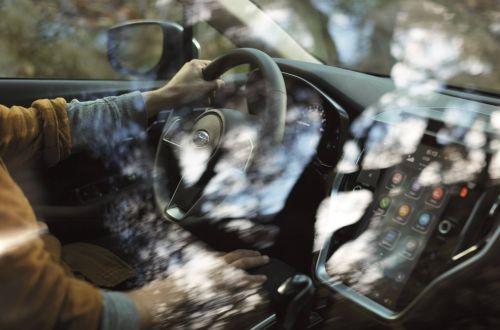 Какой интерьер получит новый Subaru Outback - Subaru