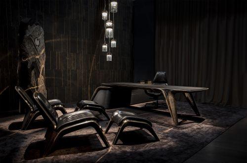 В честь 100-летия Bentley выпустила эксклюзивную мебель