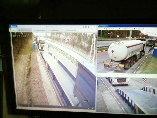 Вокруг Киева установят посты автоматического взвешивания для грузовиков