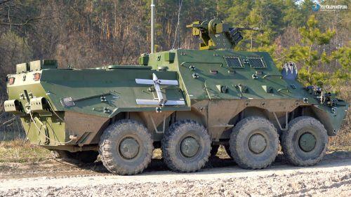 В Украине разработали собственную командно-штабную машину