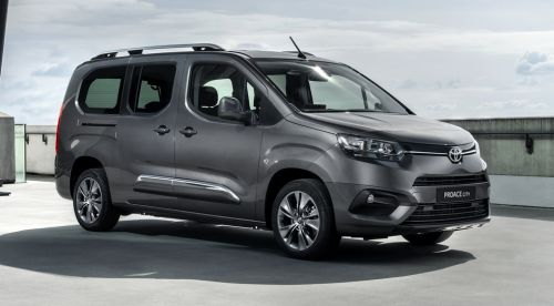В линейке Toyota появится аналог Citroen Berlingo/Peugeot Partner