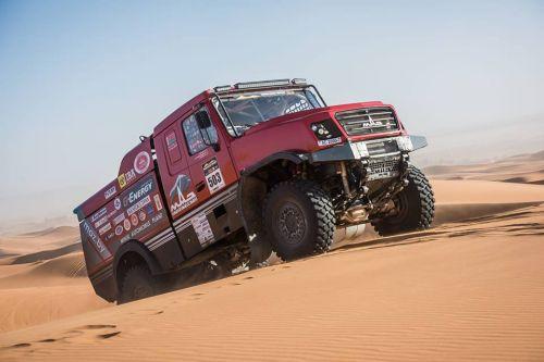 Грузовики МАЗ выиграли ралли Moroссo Desert Challenge