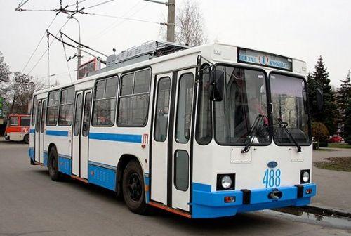 Херсон закупит 50 новых троллейбусов за счет кредита ЕБРР в 10 млн евро