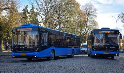 Ужгород закупит еще 10 автобусов
