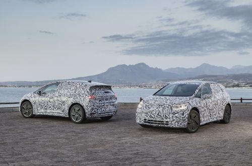 Производство электромобилей будет приносить убытки для Volkswagen до 2025 года