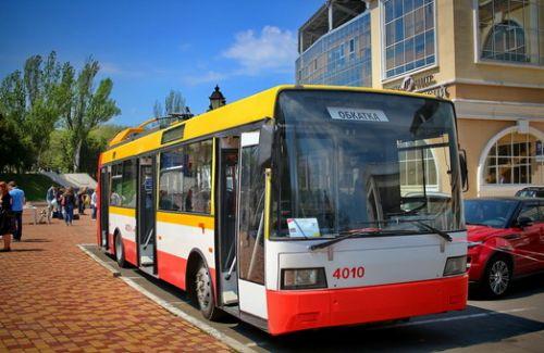В Одессе начнут выпускать троллейбусы с автономным ходом 50 км