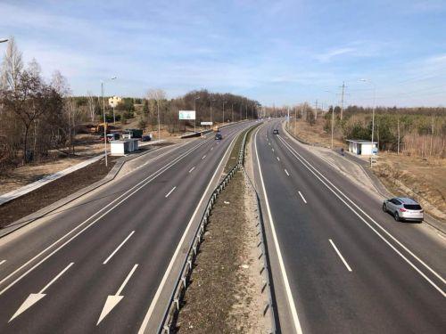 Автобан Киев-Одесса частично будет с бетонным покрытием. Где не будет асфальта?