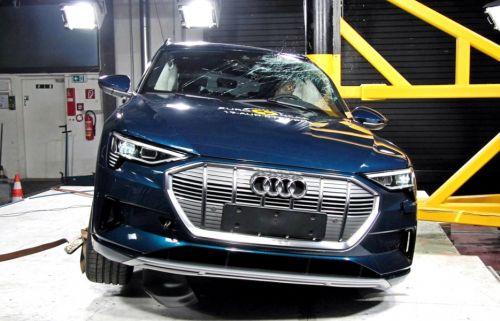 7 новинок прошли краш-тесты Euro NCAP на отлично - краш-тест