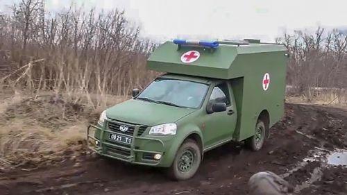 Военные медики рассказали, как «Богданы» спасают жизни на передовой