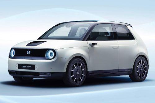 Honda рассекретила платформу своего первого электромобиля