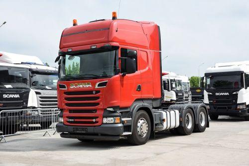 Scania предлагает нестандартные решения и в сегменте б-у техники