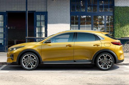 Модельный ряд Kia пополнится купе-подобным кроссовером XCeed