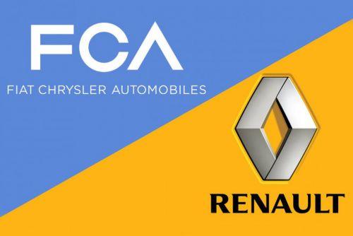Fiat-Chrysler вновь намекает на альянс с Renault