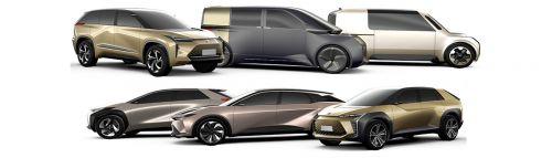 Toyota объявила планы по разработкам электромобилей