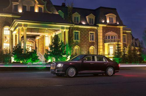 Руководить сбытом российских лимузинов Aurus наняли лучших менеджеров РФ