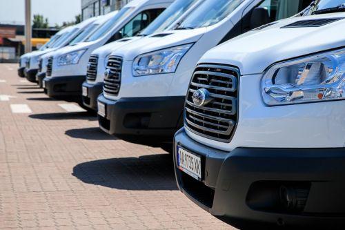 Ford Transit в мае стал самым продаваемым фургоном и автобусом в Украине