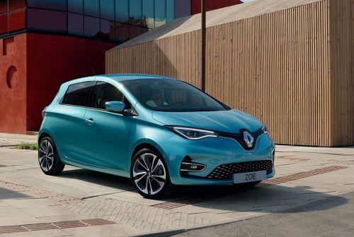 Renault обновила электромобиль Zoe. Что изменилось?