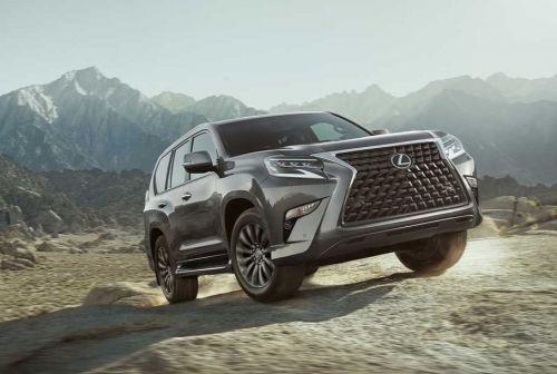 Lexus показал каким будет обновленный GX