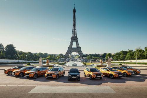 Бренд DS и Paris Fashion Week объявили о партнерстве