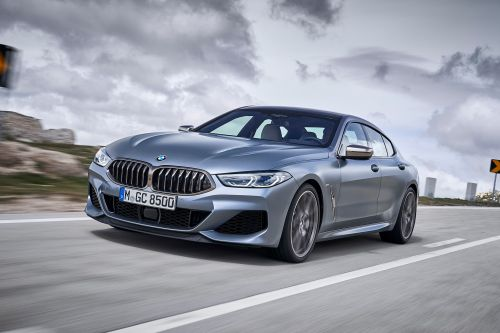 BMW представила 4-дверный вариант 8-Series
