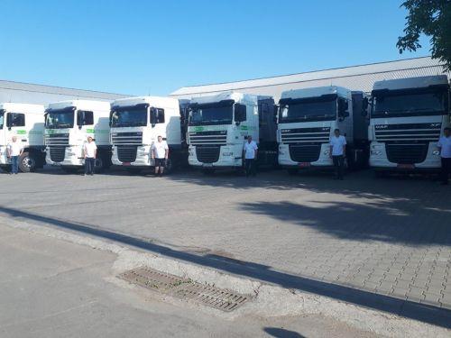 DAF продлил для Украины возможность заказа доступных грузовиков XF105