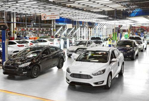Ford официально закрыл заводы в России и покинул рынок легковых автомобилей страны