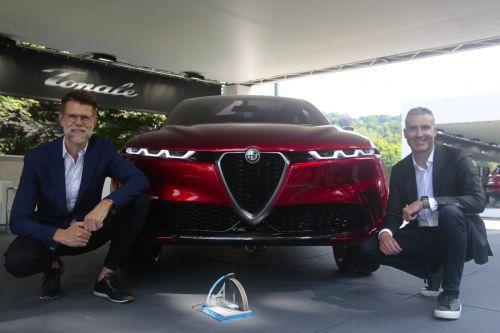 Alfa Romeo Tonale получил премию Car Design Award